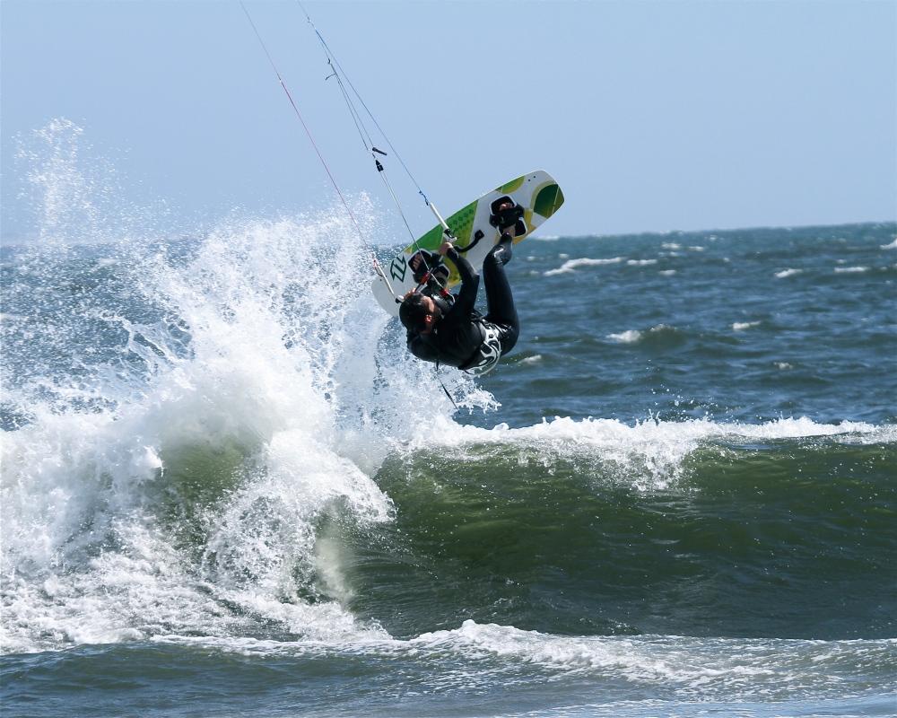 Huntington Beach Surf Fun