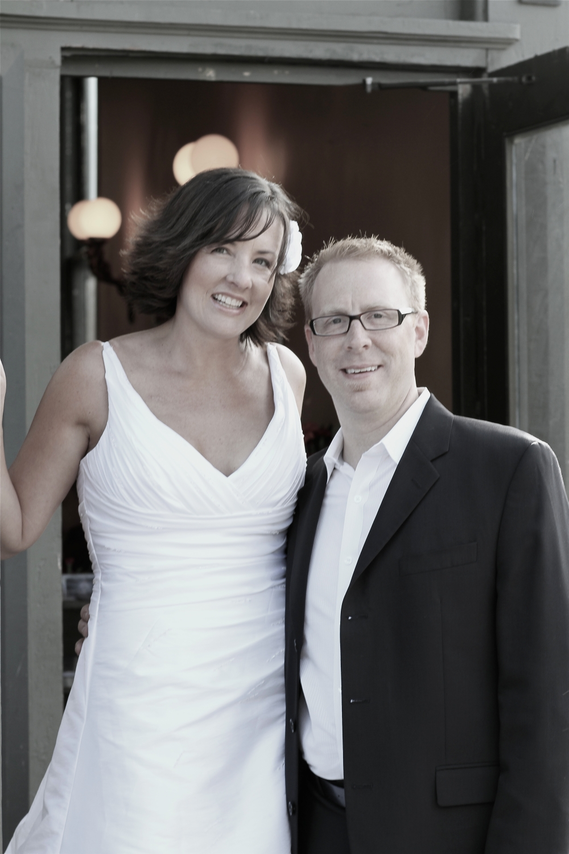 David and Alyssa!