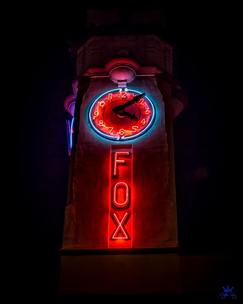 Fox 8x10
