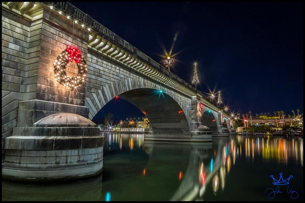 Lond Bridge Night