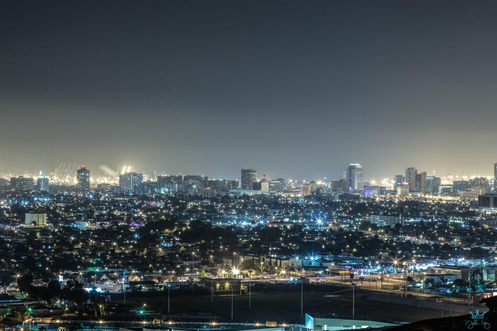 Long Beach Night Shots-2