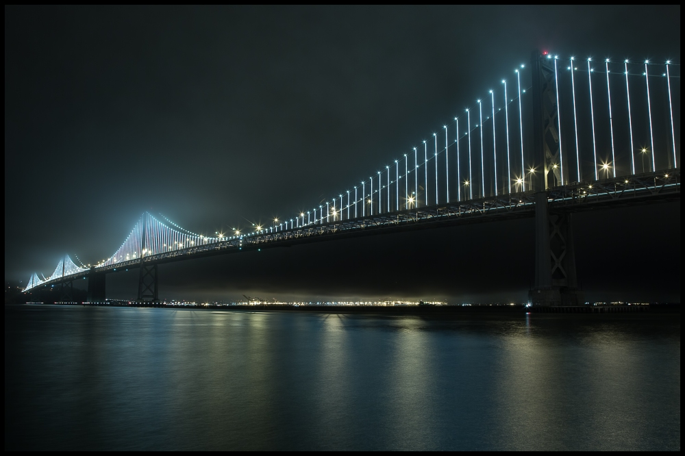 Bay Bridge Night Shoot 2014