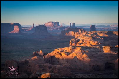 Morning Comes to Monument Valley