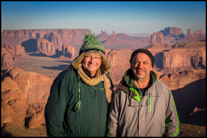 My photography friend Bob and I
