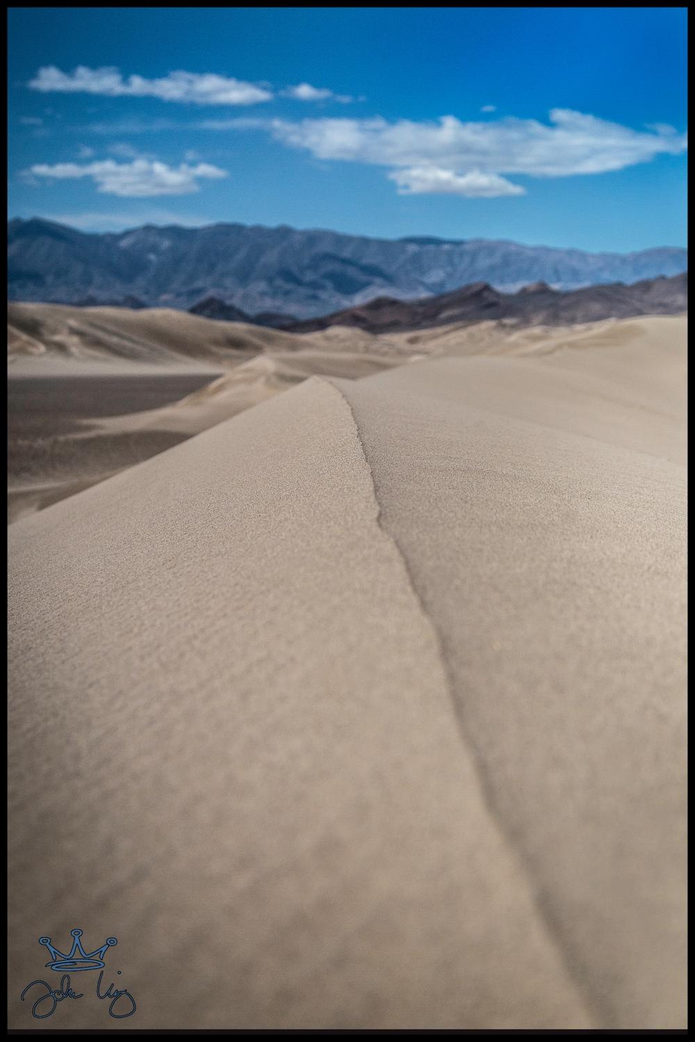 Dumont Dune Sand Ridge