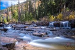 Provo River, Uinta Mountains - JCK